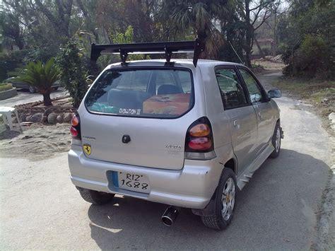 Suzuki Alto 2003 Of Cutemute