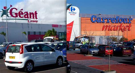 Distribution  Ubs Préfère Toujours Carrefour à Casino