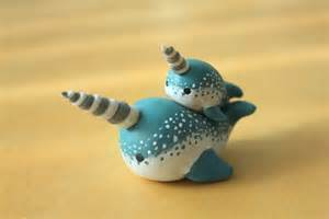 Baby Narwhal