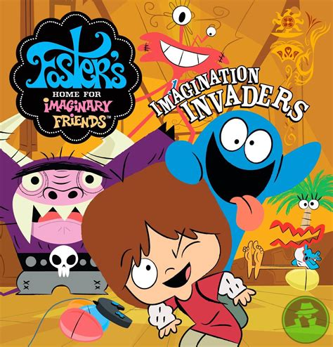Fosters Home For Imaginary Friends Imagination Invaders