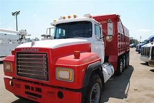 1999 Mack Rd688s Quad Axle Dump Truck