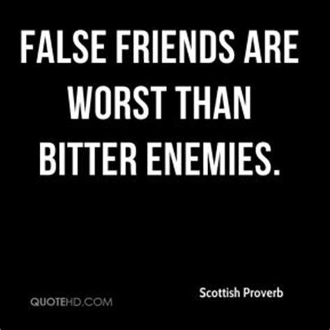 Bible Quotes About Untrue Friends