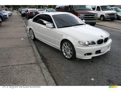 2005 Bmw 3 Series 330i Coupe In Alpine White Photo #3