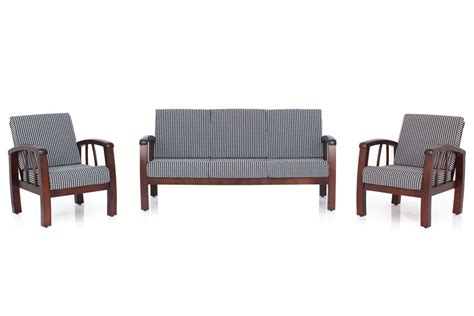 jasper wooden sofa    set modfurn south indias