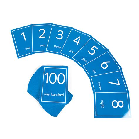 Where To Buy by Buy Laminated Number Cards 1 100 Tts
