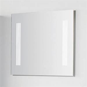 Großer Spiegel Mit Beleuchtung : scanbad multo spiegel 60 cm x 70 das beste aus ~ Michelbontemps.com Haus und Dekorationen