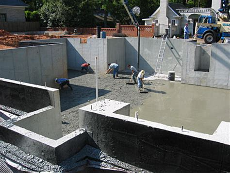 how thick should a concrete garage floor be concrete slab garage floor basement floor