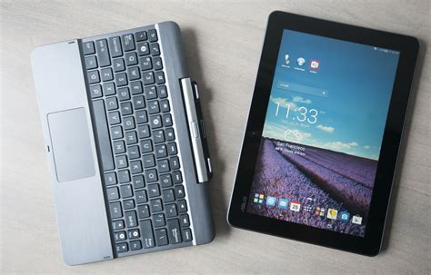 Asus Transformer Pad Review $300 Tablet Is Better For Fun