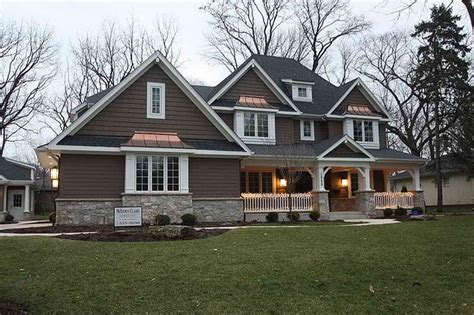 Planning & Ideas  Custom Craftsman Home Plans How To