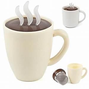 Tasse à Café Originale : infuseur th tasse de caf achat vente infuseur boule th soldes cdiscount ~ Teatrodelosmanantiales.com Idées de Décoration