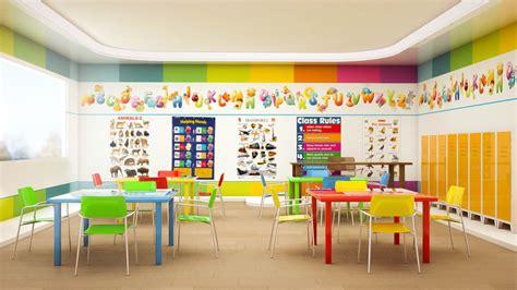 Kindergarten Decoration by Kindergarten Interior Design Kolory Kindergarten