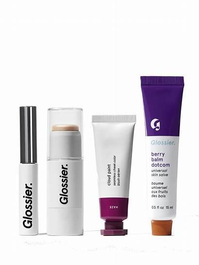 Makeup Glossier Days