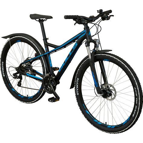 bulls mountainbike 29 zoll bulls racer 29 zoll mountainbike schwarz blau 41