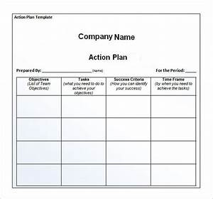 sample action plan template 9 free documents in pdf With what is an action plan template