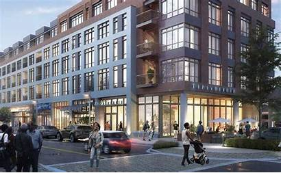 Mall South Philadelphia Shopping Center Strip Redevelopment