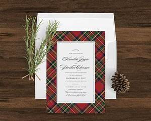 355 best images about wedding invitations on pinterest With red tartan wedding invitations