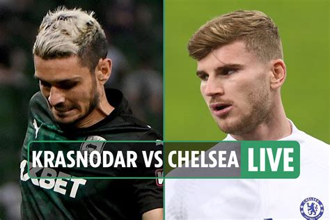 'he's been very important for the club and the team since he's been here with his personality, character and quality and we've missed him. Krasnodar vs Chelsea LIVE: Loose broadcast, TV channel and ...