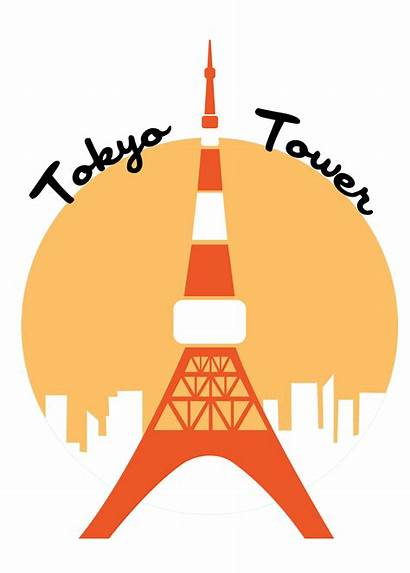 Tower Clipart Tokyo Transparent Webstockreview Briefbox Anthony