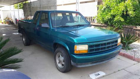 1994 dodge dakota extended cab pickup 2 door