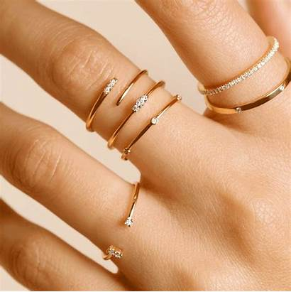 Jewelry Ring Diamond Engagement Natural Band Bridal