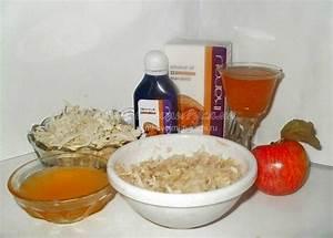 Маска для лица от морщин мед и глина