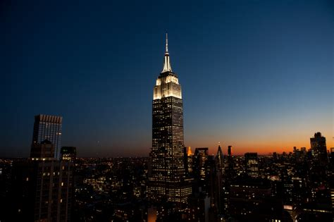 New York Yankees Images Tower Lighting Empire State Building