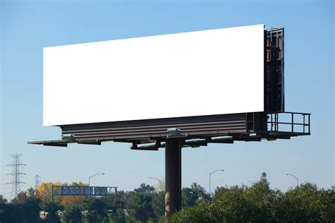 roadside billboards