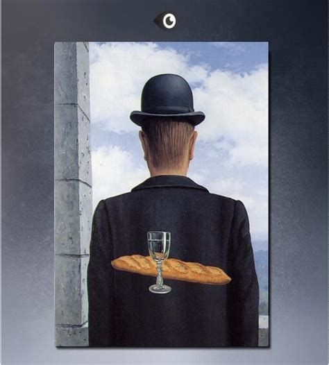 famous paintings  rene magritte wall paintings  home