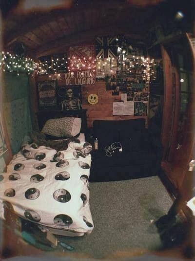 tumblr room hippie indie boho grunge room love this bed