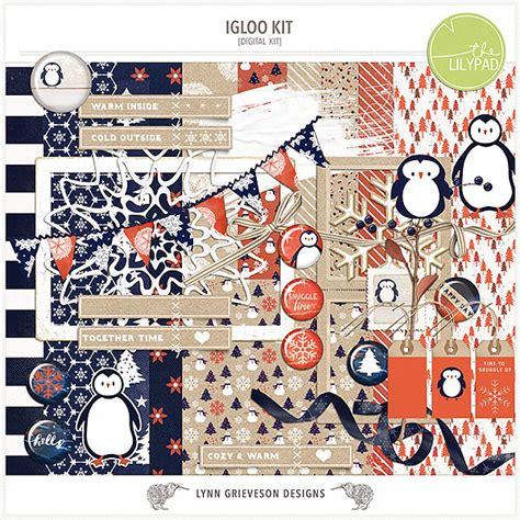 Igloo kit by Lynn Grieveson