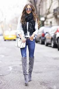 17 Best ideas about Grey Boots Outfit on Pinterest | Grey boots White jeans winter and Gray outfits