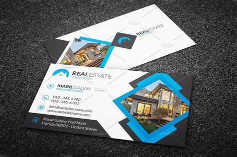 real estate business cards bundle  images