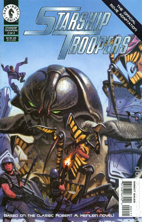 starship troopers  dark horse comic books