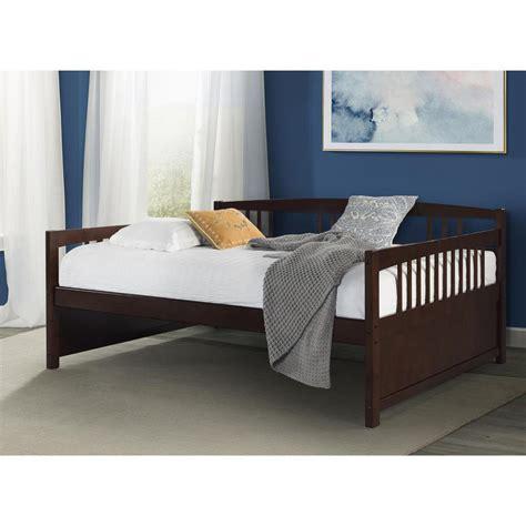 daybed mattress size dorel living espresso size daybed fa6312e