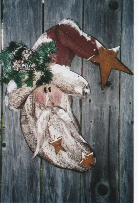 primitive wood crafts  christmas wood craft christmas