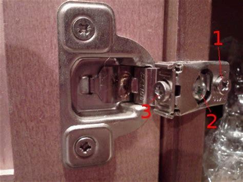 kitchen cabinet door hinge screws the best cabinet site adjusting kitchen cabinets hinges
