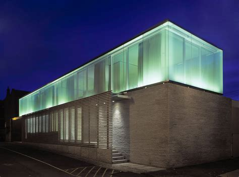 modern gallery dublin burren house in dublin ireland by n 237 all mclaughlin architects