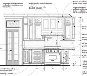 sle kitchen designs interior elevations archive interior elevations and millwork