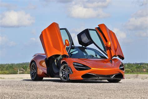 orange mclaren 720s photo gallery dragtimes com drag racing fast cars