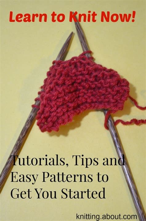 tips  projects   knitters knitting