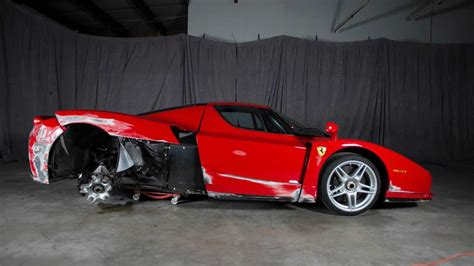 Enzo Crash by Enzo Crashes Repeat As Needed Ferraris