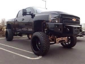 Big Lifted Chevy Trucks