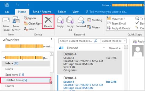 Office 365 Recover Deleted Items by How To Recover Deleted Mailbox Items In Office 365