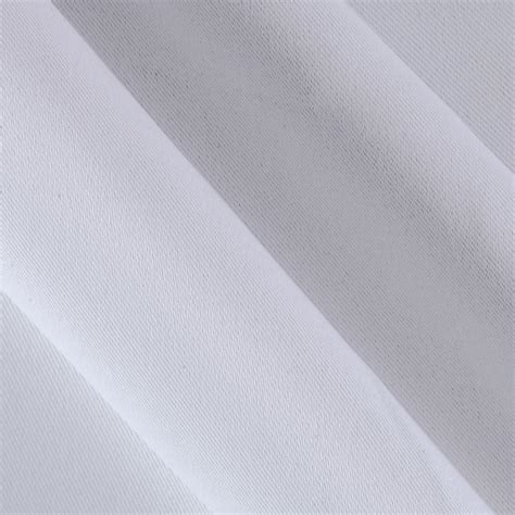eroica blackout drapery fabric white discount