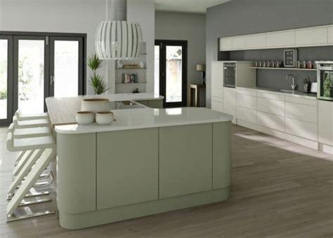 green and grey kitchen matt kitchen grey green kitchenfindr 3958