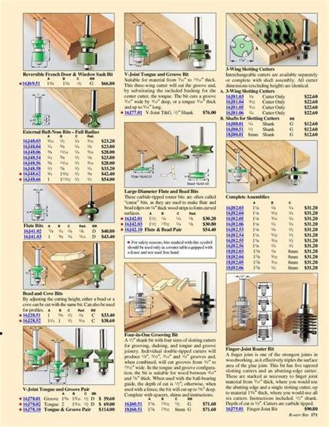 woodwork woodworking tools catalog  plans