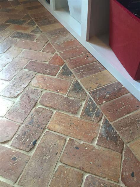 thin brick tile reclaimed inside cut thin brick floor brick floor tile