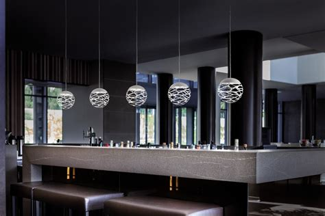 barre led cuisine studio italia design cluster le boule lumineuse