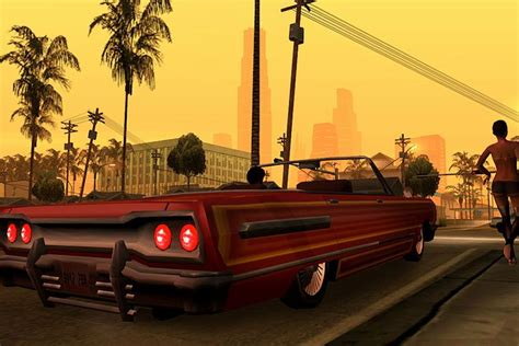San Andreas, Midnight Club