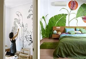 Fresque Murale Papier Peint : fresque murale papier peint ~ Melissatoandfro.com Idées de Décoration